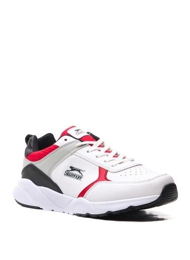 Slazenger Slazenger IKARUS Koşu & Yürüyüş Erkek Ayakkabı    Beyaz